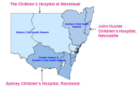 The NSW Child Health Networks image