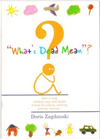 What's Dead Mean? book cover